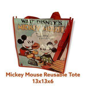 Disney Mickey Mouse 13 x 13 x 6 Reusable Tote - TYN12